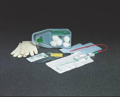 Bard Sterile Bilevel Urethral Trays, 15 Fr with 1000 mL Collection Bag