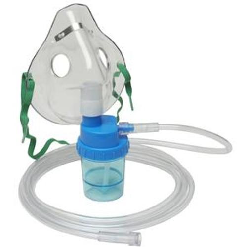 Mask and Nebulizer Combination