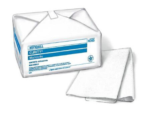 Curity Dry Disposable Washcloths - Moderate Absorbency