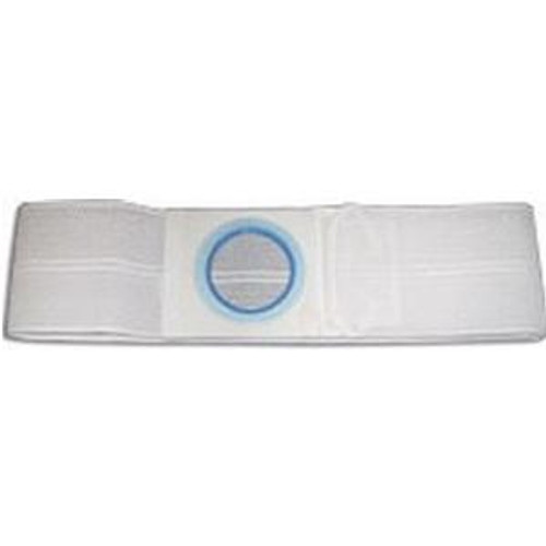 """Nu-Hope Hernia / Ostomy Support Belt - 4"""" Wide, 2-3/8"""" Opening, Center Stoma"""