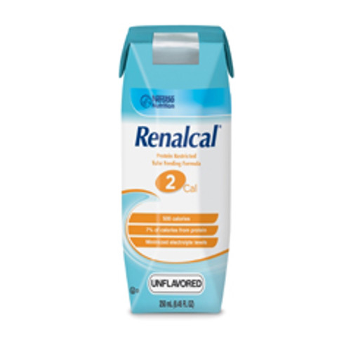 Renalcal 2.0 Cal, Unflavored, Ready to Use