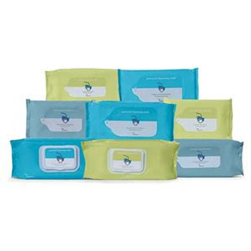 Cardinal Health Pre-moistened Personal Cleansing Cloths are specially engineered and formulated for superior cleansing that won't irritate skin. Unique gel formulation conditions and moisturizes as it cleans. No rinsing or drying is necessary.