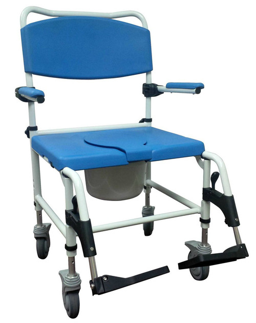 drive bariatric rehab shower commode chair 500 lbs capacity rh newleafhomemedical com bariatric medical recliner chairs barton medical bariatric chair