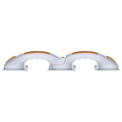 """Drive Medical 19.75"""" Adjustable Angle Rotating Suction Cup Grab Bar (Case of 3)"""