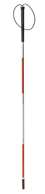 Folding Cane for Visually Impaired or Blind with Wrist Strap