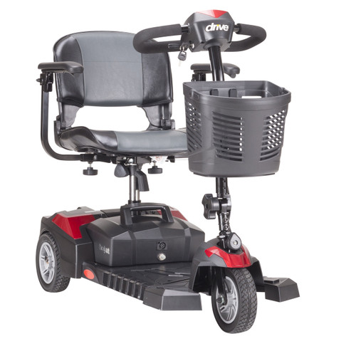 Scout Compact Travel 3-Wheel Power Scooter