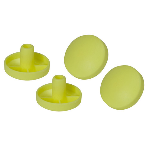 Replacement Tennis Ball Glide Pads (Pack of 4)