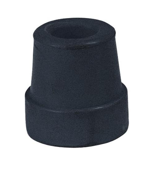 """Small Base Quad Cane Tip, 1/2"""" Cane Diameter (Set of 4)"""