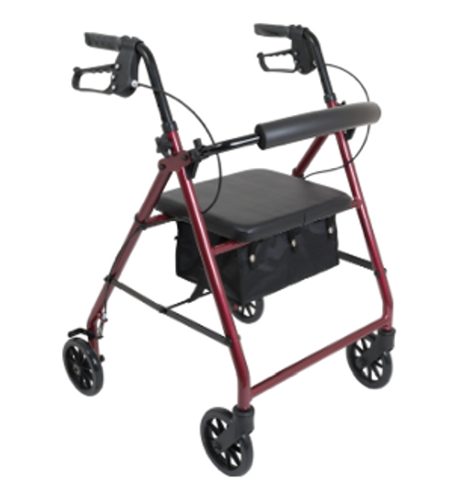 "ProBasics Rollator - 31"" to 36"" Handle Height"