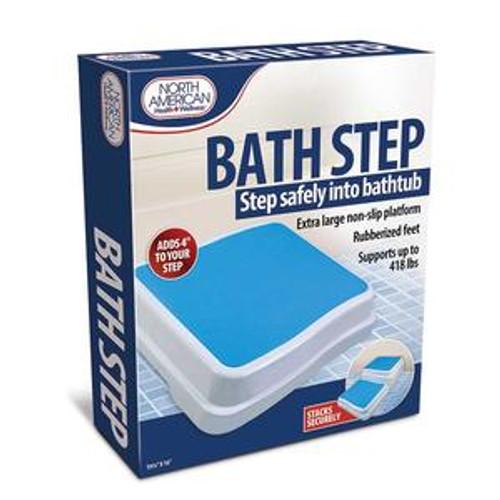 "Bath Step - 19.75"" x 16"" Platform"