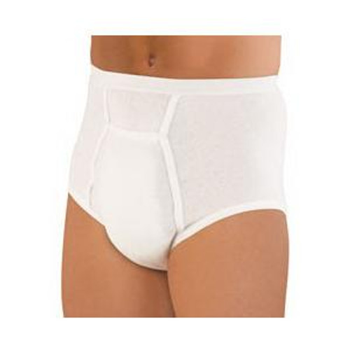 Sir Dignity Plus Washable Brief with Built-in Pouch