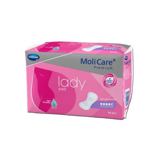 MoliMed Premium Pads - Light or Moderate Absorbency