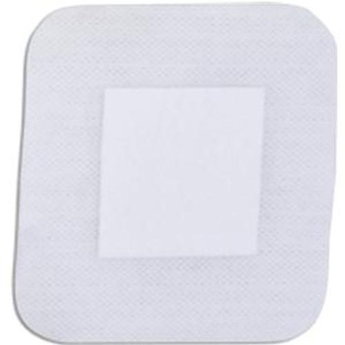 "Sterile Bordered Gauze Dressing, 4"" x 4"" (Box of 25)"