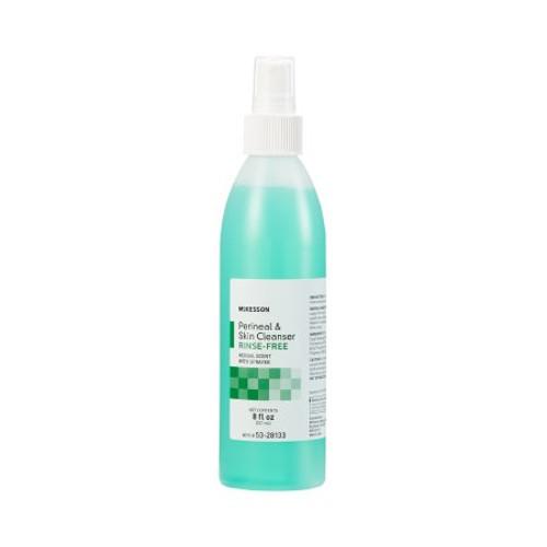 No-Rinse Perineal Body Wash - Herbal Scent, 8 oz. Pump