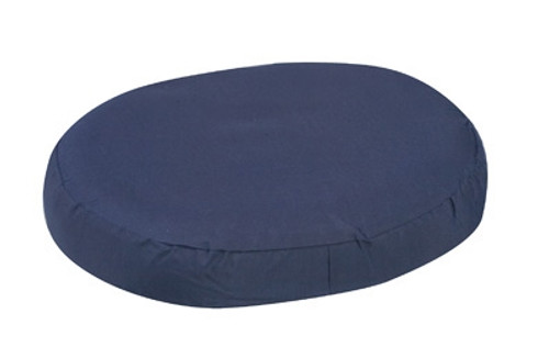 """Foam Invalid Ring with Navy Cover, 13"""" x 16"""""""