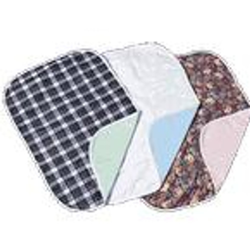 CareFor Reusable Chair Pad - Floral or Plaid