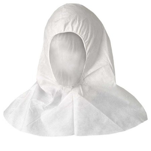 Kleenguard A20 Protective Hood - One Size Fits Most (Case of 100)