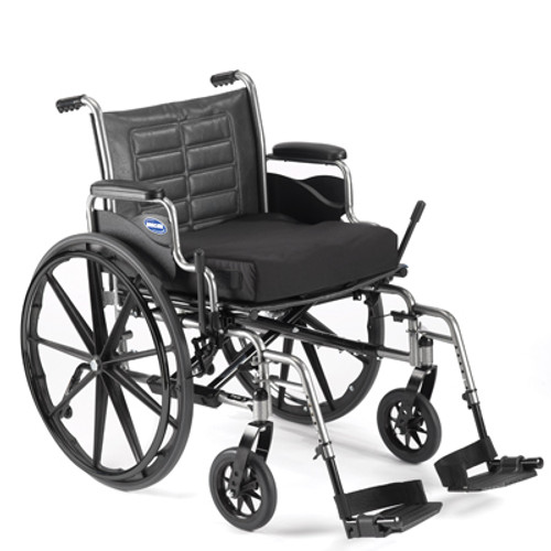 """Invacare Tracer IV Wheelchair with Full-Length Arms - 22"""" or 24"""" Seat"""