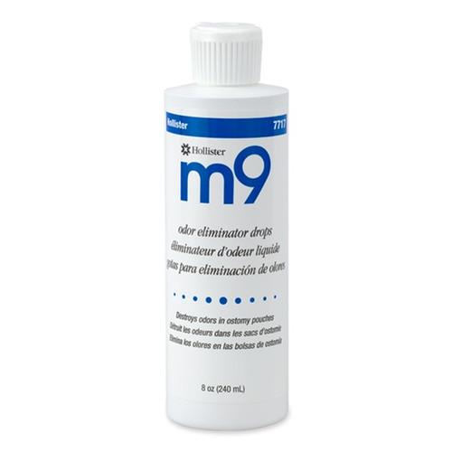 M9 Odor Eliminator Drops, 8 oz Bottle