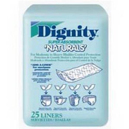 """Dignity Super Naturals Self-Adhesive Pads - 4"""" x 12"""""""