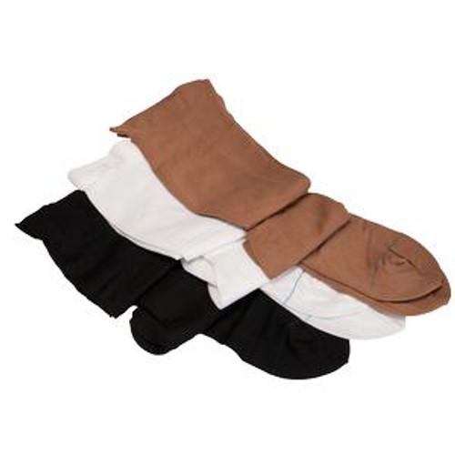 T.E.D. Knee-Length Anti-Embolism Compressions Stockings, Black