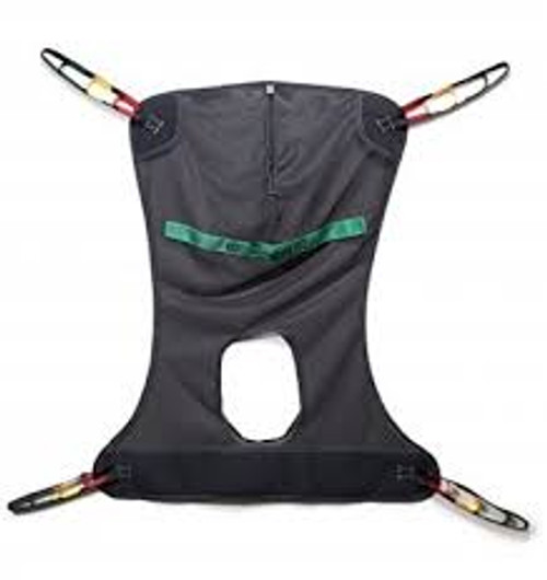 Lumex Full Body Mesh Sling with Commode Opening