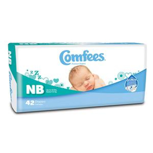 Attends Comfees Premium Infant Diapers
