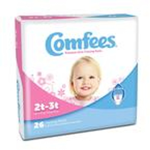 Attends Comfees Toddler Training Pants for Girls