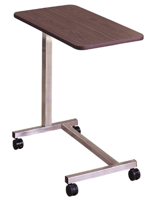 McKesson Non-Tilt Spring Assisted Overbed Table