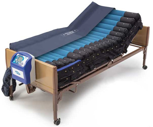 "Invacare microAIR MA1000 Alternating Pressure Low Air Loss Mattress System - 36"" x 80"""
