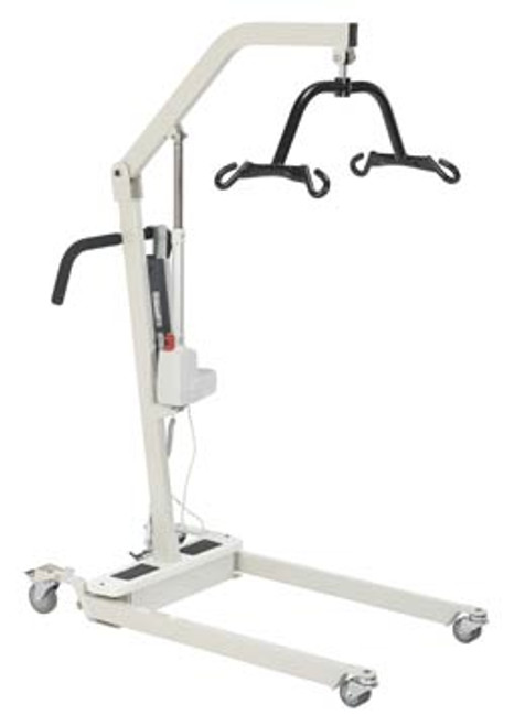 Drive Medical's battery powered lift 13244 for bariatric patients has a weight capacity of up to 600 lbs. Shop and save at newleafhomemedical.com