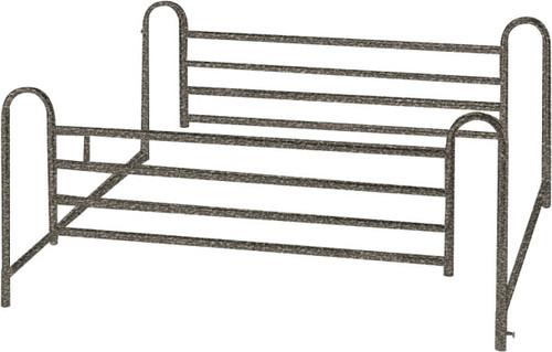 Drive Medical Full Length Side Rails