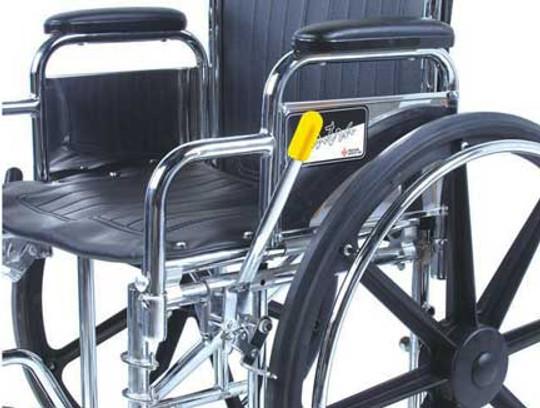 "Alimed 9"" Brake Lever Extender for Wheelchairs - Universal Fit"