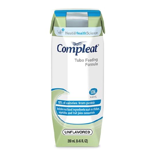 Compleat Tube Feeding Formula