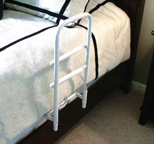 The Drive Home Bed Assist Rail 15064 easily used with standard beds