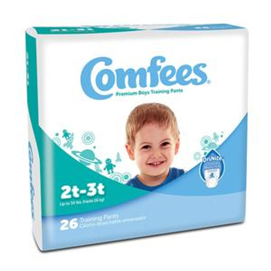 Attends Comfees Toddler Training Pants for Boys
