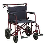 Transport Chairs for Users 400+ Lbs. featured image