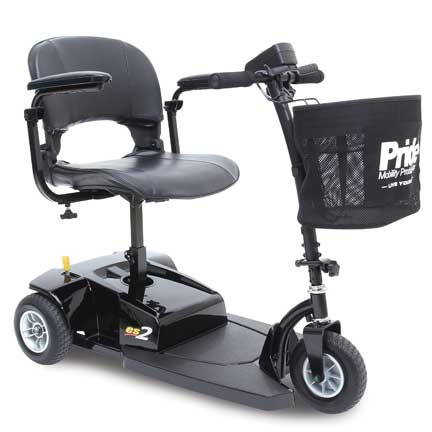 Pride Mobility Scooter >> Go Go Es 3 Wheel Scooter By Pride Mobility