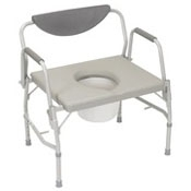 Bariatric Commodes & Toilet Frames featured image