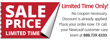 Sale Price Limited Time Only Alert