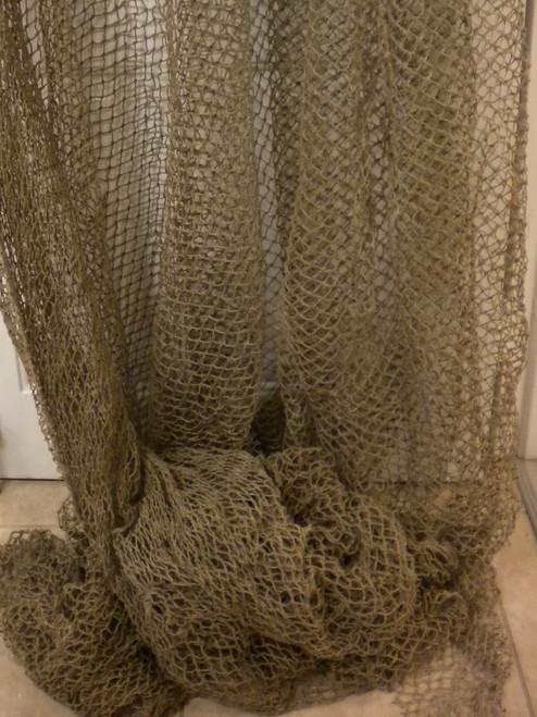 Authentic Fish Net Heavier for Decoration NauticalSeasons