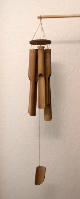 Bamboo Wind Chimes #14293