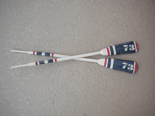 Mini Crew Paddles Nautical Seasons