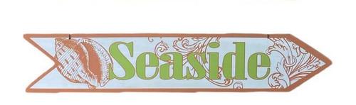 Beach Pointer Sign Choose Design, Beach Boardwalk, Seaside, Nautical Seasons 866-888-2628