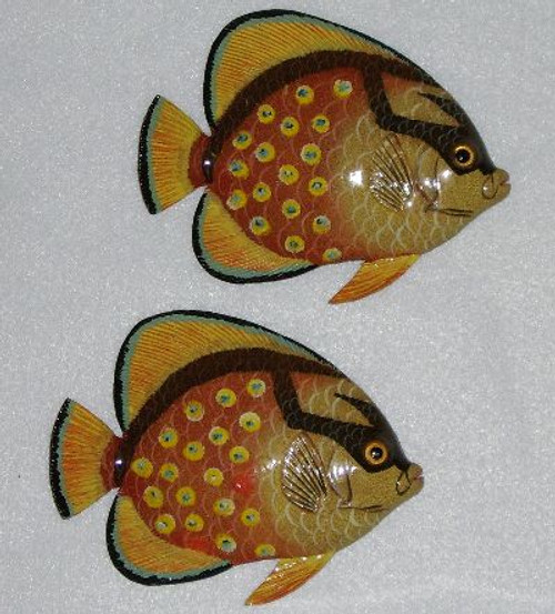 Tropical Fish Pair #3904