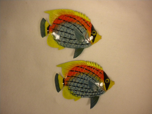 Tropical Fish Set of 2 #4073