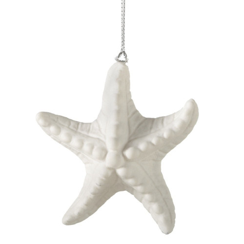 Porcelain Starfish Nautical Seasons