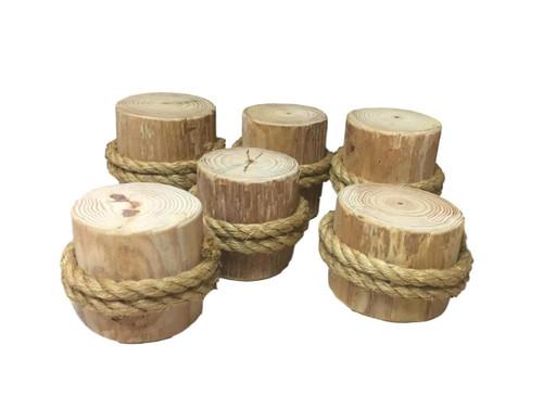 assorted wood pilings  Nautical Seasons