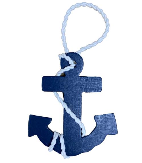 Anchor Ornament  Nautical Seasons 866-888-2628