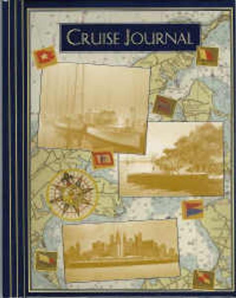 Nautical Boat / Cruise Journal #2988